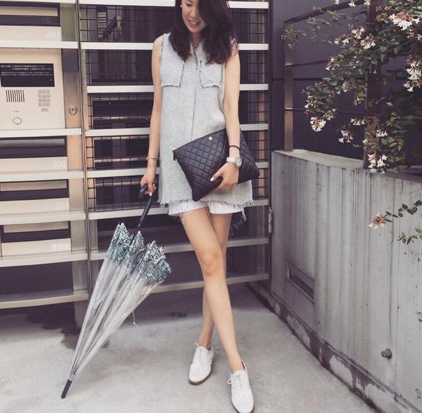 一般人ながらインスタグラムのコーディネートフォトが大人気。日本でも着られる海外ファッションコーディネートは、ベーシックながらほどよくトレンド感があり、日常
