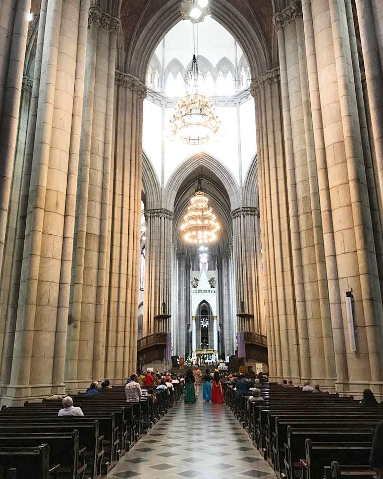 セー教会(Catedral Metropolitana)