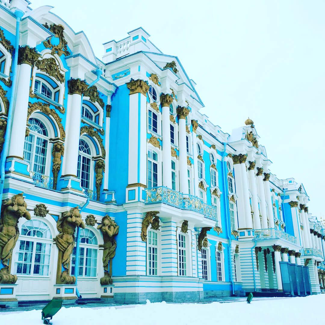 ロシア・サンクトペテルブルク