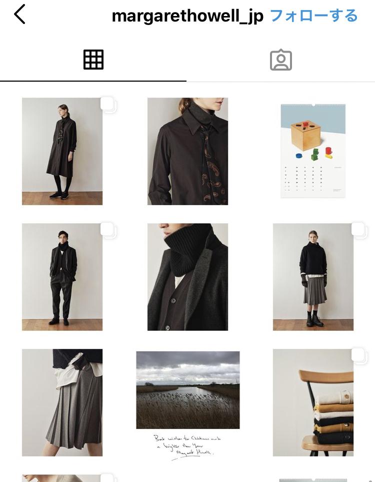 http://instagram.com/margarethowell_jp/